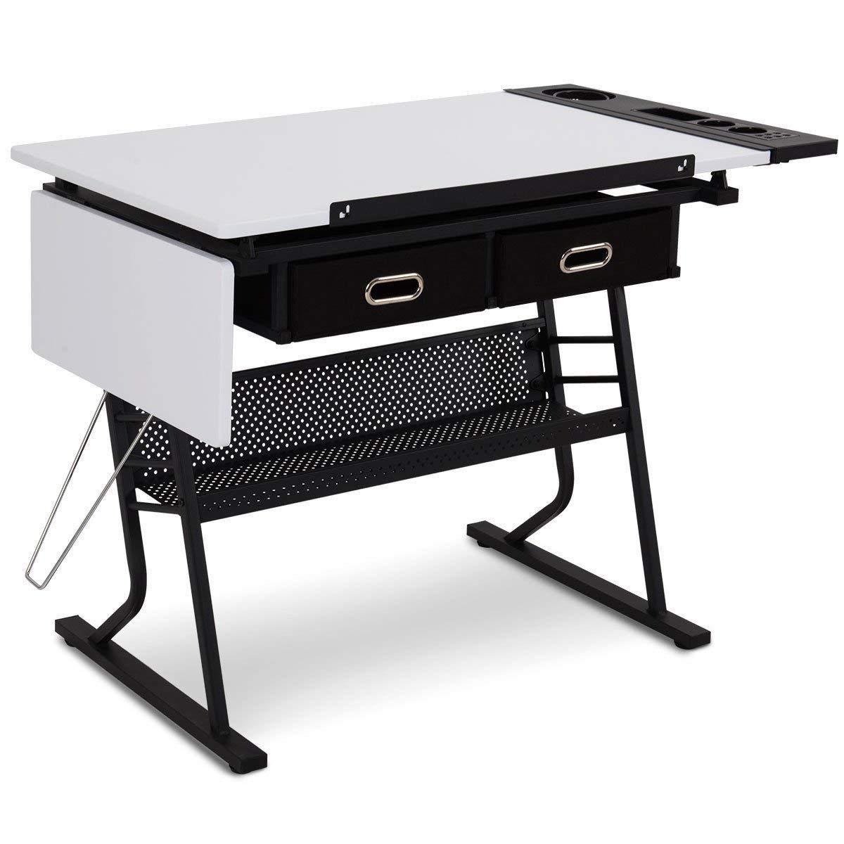 Enjoyable Buy Drafting Table Art Craft Station Drawing Desk With Creativecarmelina Interior Chair Design Creativecarmelinacom