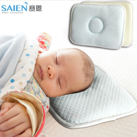 memory soft foam new born baby head pillow