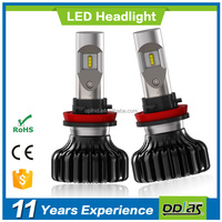 Factory supply high power wholesale price F8 series H11 car LED bulbs kit auto work lamp headlight fog lights