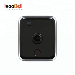 Smart Phone lock Video Intercom WiFi Doorbell Camera