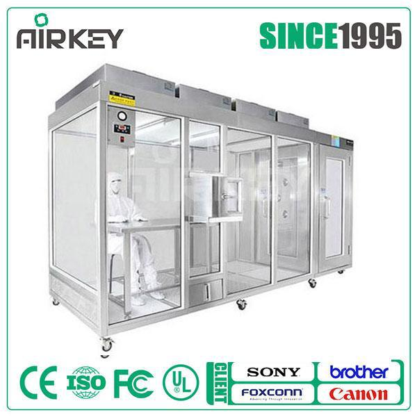 Class 100 cleanroom classification mobile clean room