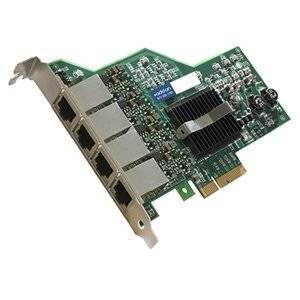"""Addon Hp 647594-B21 Comp. Ethernet Nic W/4 Ports 1Gbase Rj45 Pcie X4 - Pci Express X4 - 4 Port(S) - 4 X Network (Rj-45) - Twisted Pair """"Product Category: Network & Communication/Network Interface Cards"""""""