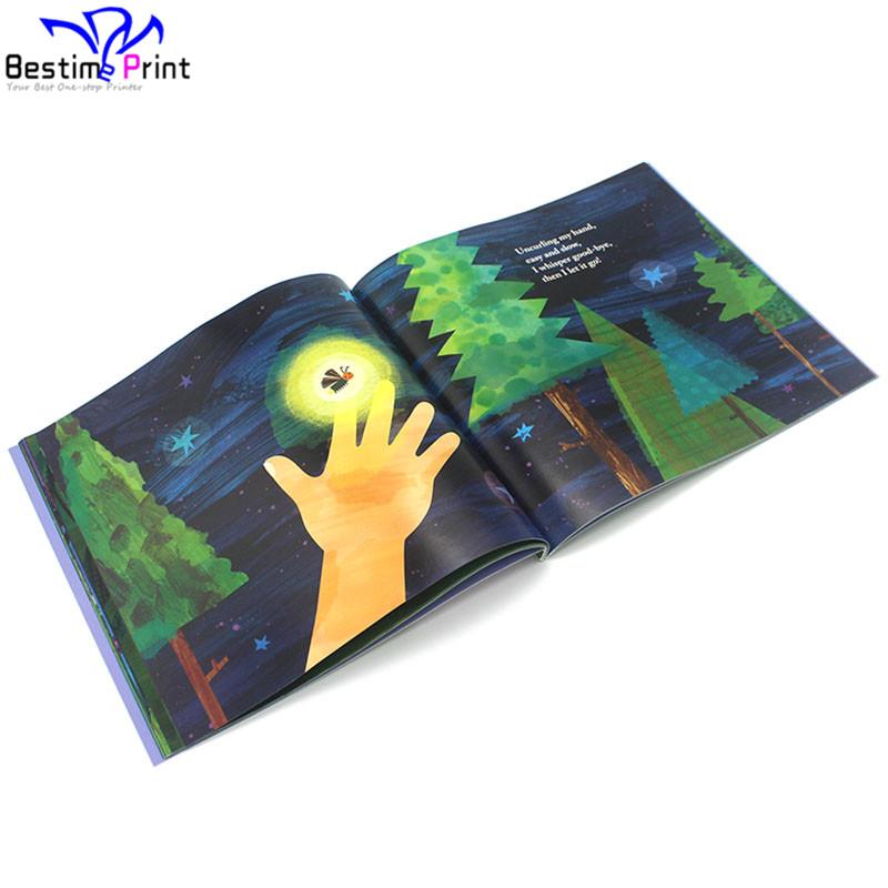 Impression de Livres pour enfants Imprimé en Chine Enfants Livres Fabriqués
