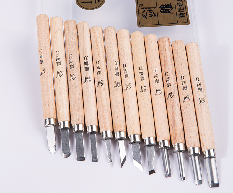 Free Sample Great Quality Woodcut Knife For Wood Carving