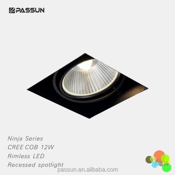 Passun indoor rimless led spotlight recessed spot lights buy passun indoor rimless led spotlight recessed spot lights aloadofball Images
