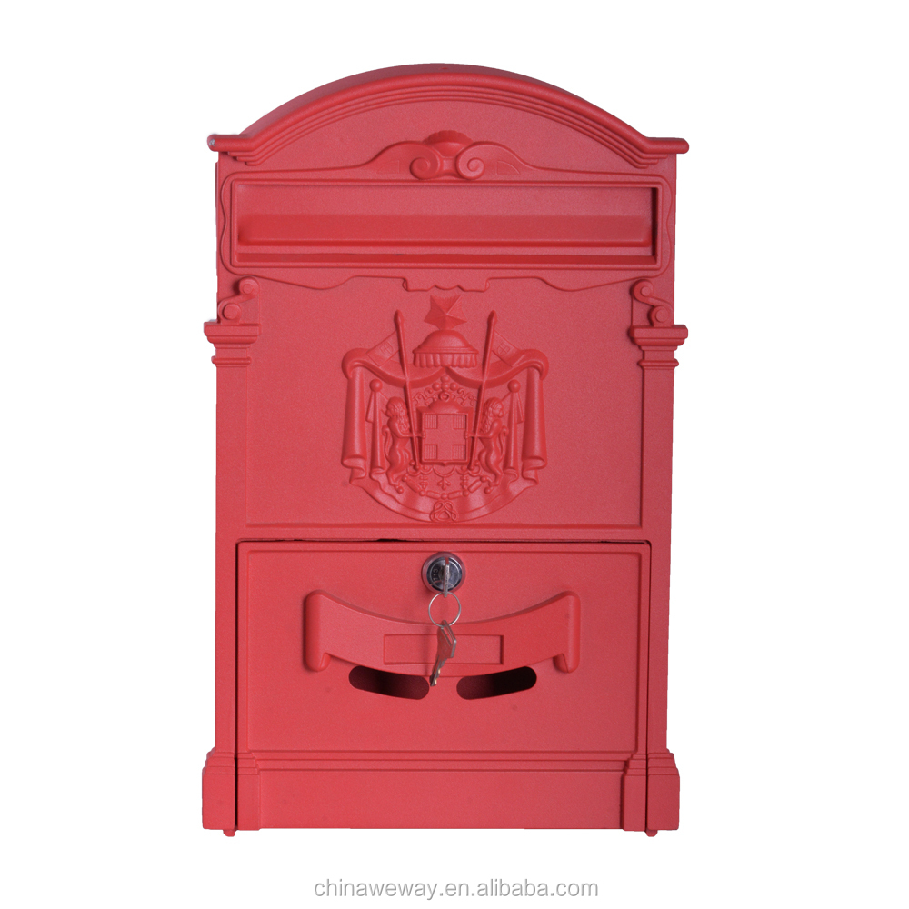 new product mailbox vintage mailbox