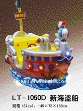 hot sale electronic pirate ship kid's rider(LT-1050D)