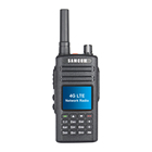 4G LTE Walkie Talkie Sim Card Radio GPS POC IP Walkie Talkie Radiocommunication SAMCOM NP-580