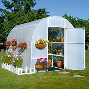 Solexx Gardeners Oasis 16 Ft Greenhouse