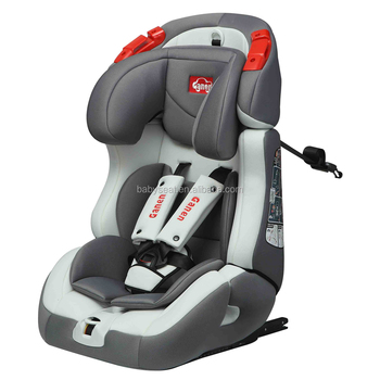European Standard ISOFIX Multi Colors Recline Baby Car Seat For 9 36 Kg Kids