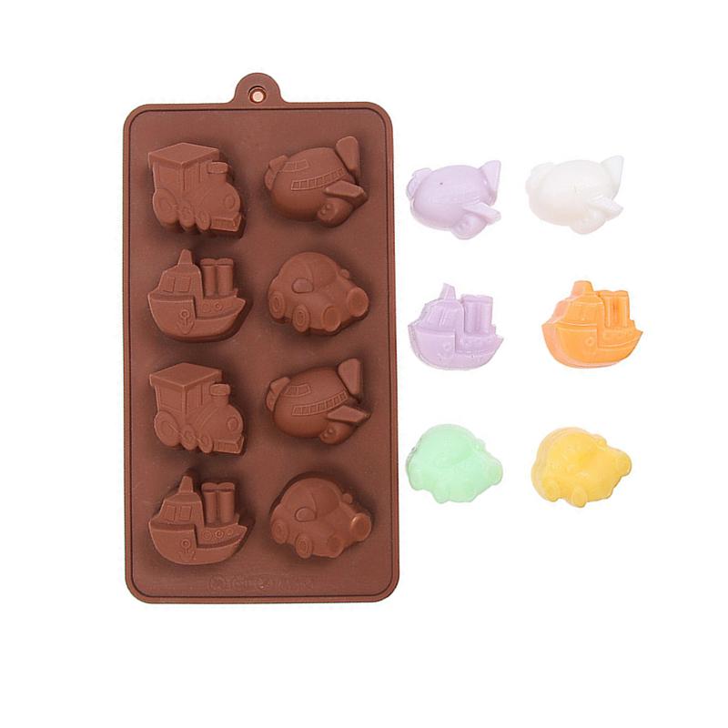 acheter marque nouveau navire de voiture en forme de chocolat moule outils de. Black Bedroom Furniture Sets. Home Design Ideas