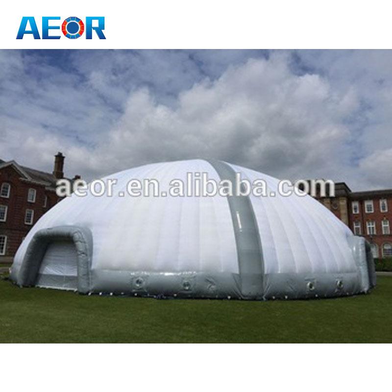 Gebruikt Outdoor Evenement Tenten,Opblaasbare Lucht Tent