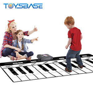 Educational Mat Toy - Funny Keyboard Piano Pvc Baby Play Mat