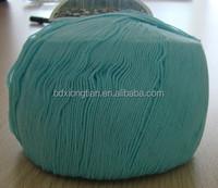 40/2 Raw white Wholesale high tenacity bright 100pct polyester spun yarn