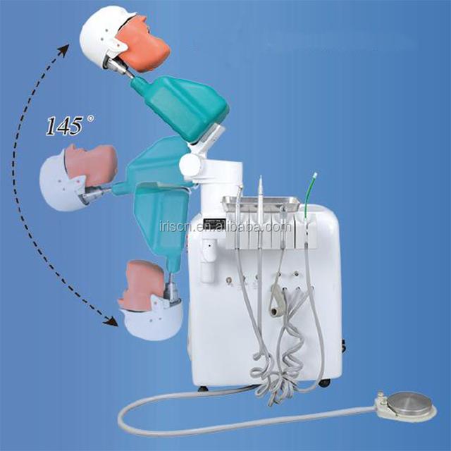 37e693e48a8 Electrical control Dental Education Products Dental Simulator for dentist  Practical teaching with manikin phantom head