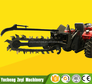 Agriculture Use Tractor Ditcher, Agriculture Use Tractor