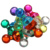 Strong Colored Magnetic Thumbtacks Neodymium Noticeboard Skittle Pin Magnets DIY Fridge Whiteboard Random Color