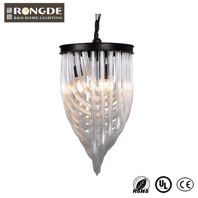 Free Shipping 100% Mouth Blown Borosilicate Unique Design Home Lamps Living Room Furniture Chihully Clear Dining Room Chandelier Lights & Lighting
