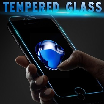 ITOP HD Transparent Ultra Thin Tempered Glass Screen Protector For Iphone 7