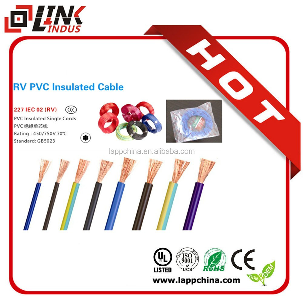 white blue jacket cambodia occ copper cable wire electrical