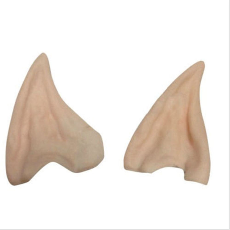 Cheap ear fullness Buy Quality ear point directly from China party cloth Suppliers Click here to view all items Horrific 4 PCS Dress V&ire Teeth ...  sc 1 st  DHgate.com & Wholesale Latex Fairy Pixie Elf Ears Cosplay Accessories Larp ...