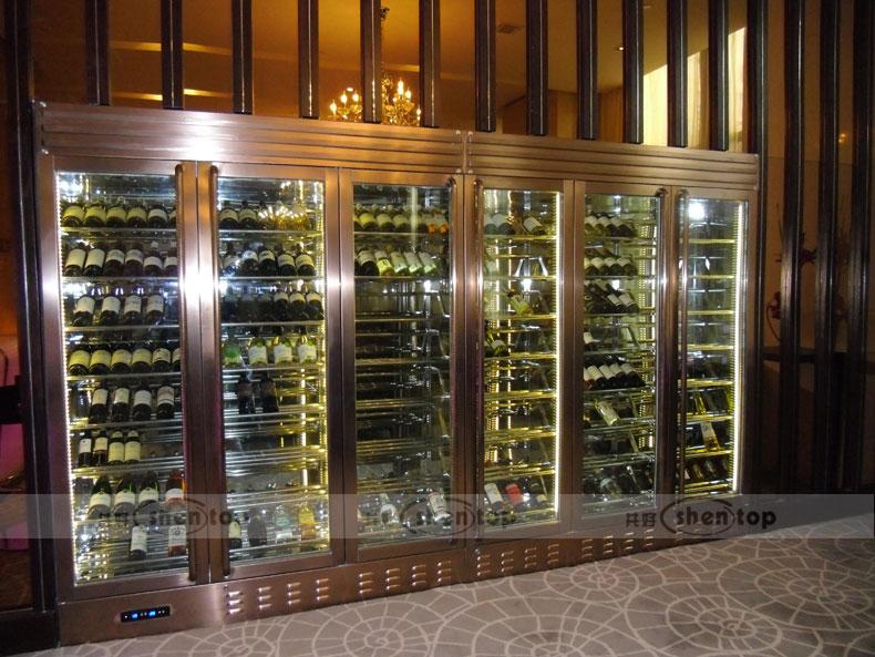 Shentop Furniture Wine Cellar Rack