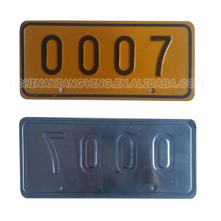 Finden Sie Hohe Qualität Metall Kennzeichen Hersteller und Metall ...
