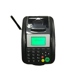 GOODCOM Portable SMS Printer support SMS&GPRS&USSD Remotely For Mobile top up/ Bill payment/ Money transfer