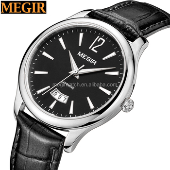 Original Design Cl Ic Quartz 3 Atm Water Resistant Stainless Steel Watches