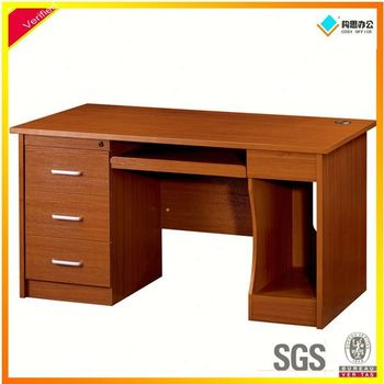 Knock Down Wood Computer Table Models,Computer Table Design For ...