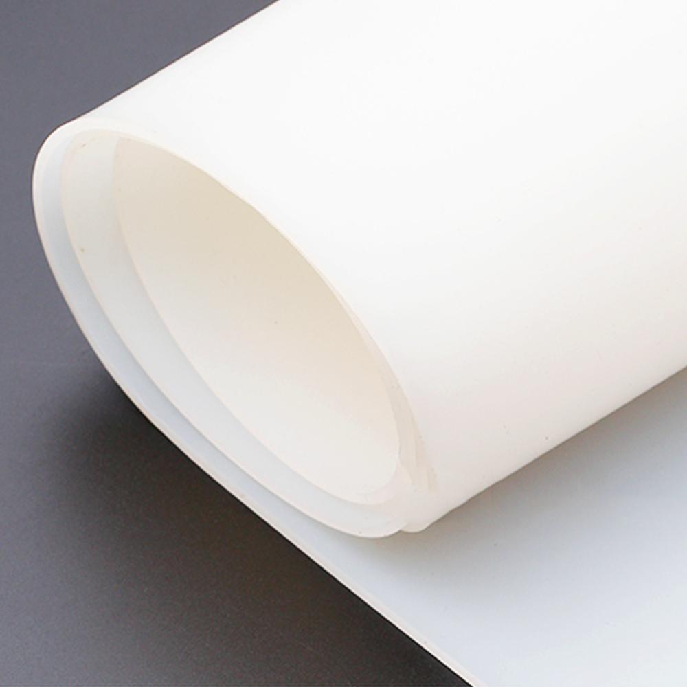 High Temperature Resistant Transparent Silicone Rubber