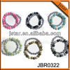 2013 best selling new design women bead bracelet