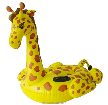 Attractive Inflatable Horse Ride On Pool Toy For Kids