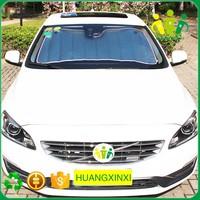 Promotional or Advertising Custom PE Material Car Sun Visor Covers