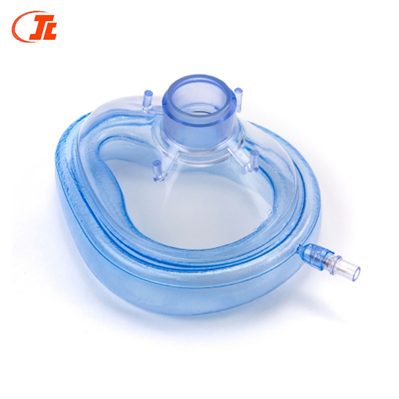 Anaesthesia face mask medical parts made in china by plastic injection mold