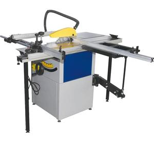 "10"" table saw PS250,laizhou circular table saw,precision wood cutting sliding table saw machine"