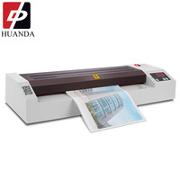 HD-460B A3 A4 450mm Manual Cold Roll Dry Film Pouch Laminator