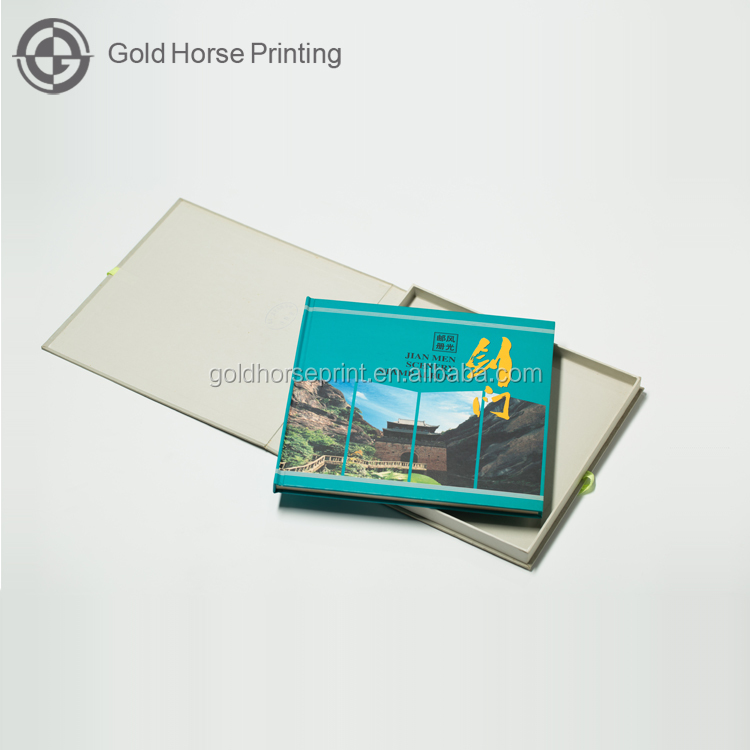 Hot Selling Stamps Collecting Album Custom Made Paper Cardboard Stamps Album With Case