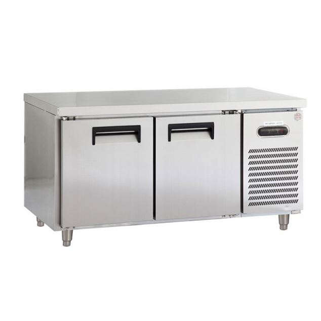Commercial Kitchen Worktable Refrigerator, Commercial Kitchen ...