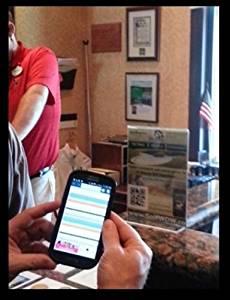 Digital Golf Scorecard | iPhone Scorecard | Green Friendly Scorecard | Eliminate Your Scorecard Cost & Reduce Course Debris With A Contemporary Golf Scorecard
