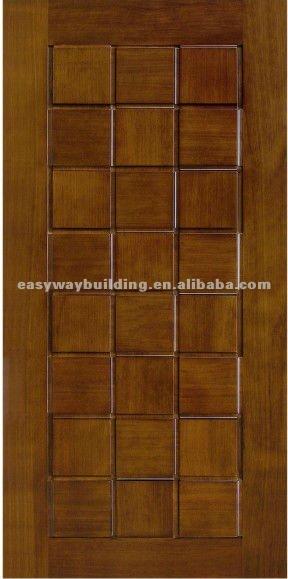 Wood Panel Door Design - Buy Front Door DesignsTeak Wood Door DesignModern Wood Door Designs Product on Alibaba.com & Wood Panel Door Design - Buy Front Door DesignsTeak Wood Door ...