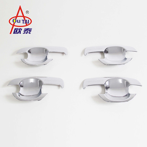 ABS Chrome Door Handle Bowl Cover FOR FORD SERIES