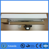 ultraviolet light water sterilization 55w 12gpm stainless steel uv water purifiers