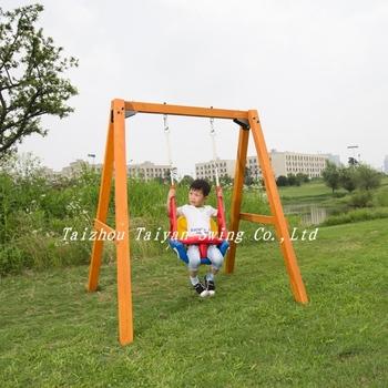 New Indoor Wooden Swing Set TYS S06