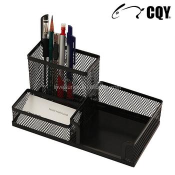 Multifunktionales Buro Schreibwaren Metall Mesh Schreibtisch
