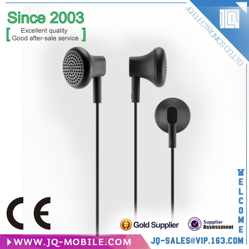 Dual driver super bass metal headphones earphone