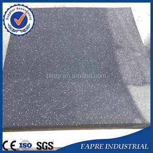 1 inch thick Used rubber mat for sale