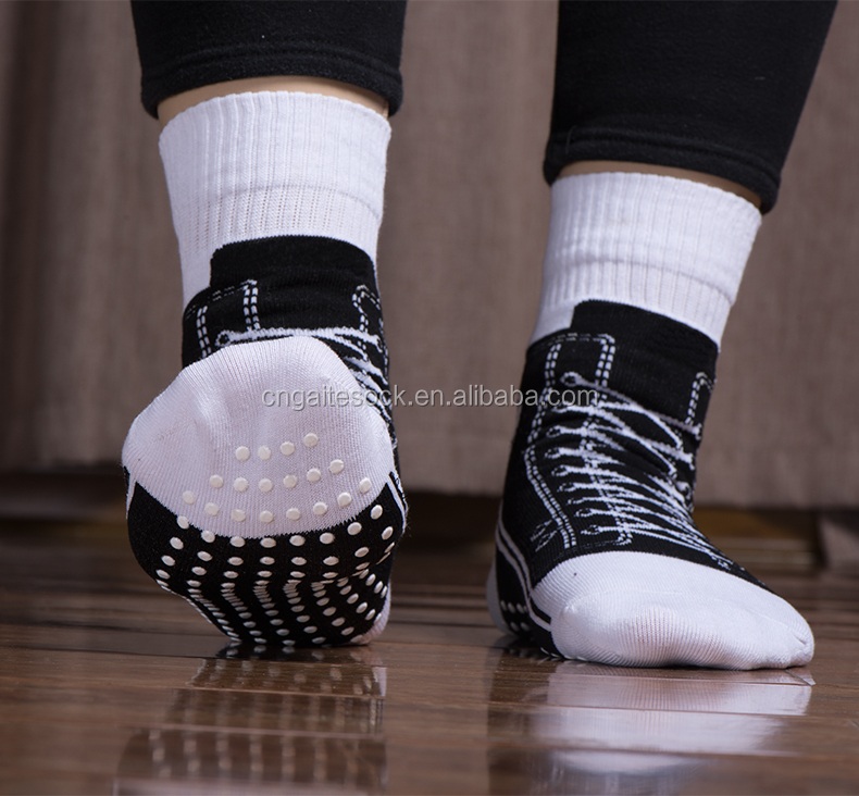 auto sock snow 3d animal cute cartoon tube Anti-slip sock