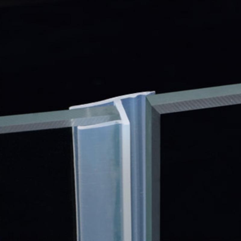mm pantalla de cristal puerta de la ducha sellos ventana balcn sin marco