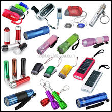 Top Quality Customized Promotion Aluminum Mini Led Flashlight,Manual Dynamo Flashlight,Mini Led Torch light